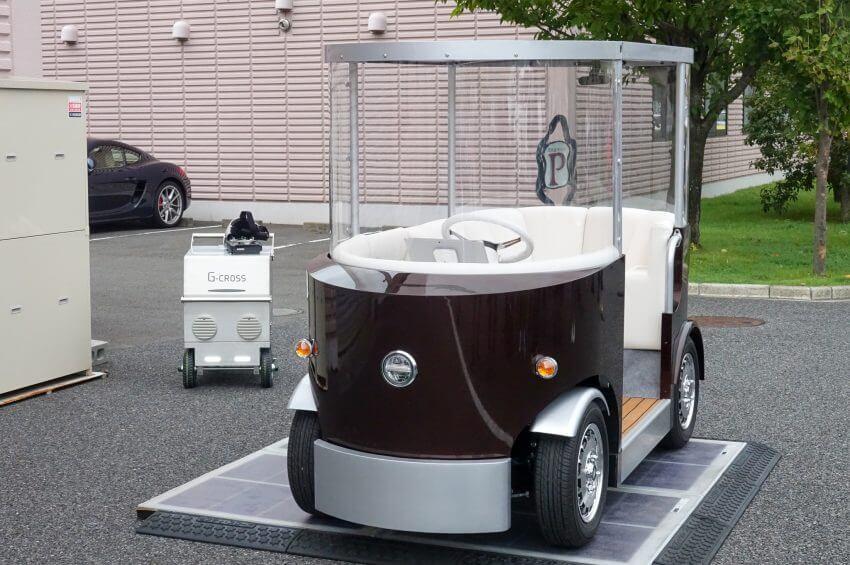 ローランド・ベルガーが構想を超え、新しいモビリティの形を提案する ー小型EVミニマムモビリティ「バトラーカー」記者発表会