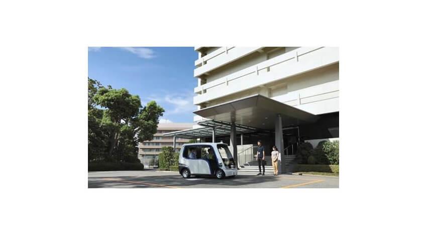 パナソニック、本社エリア内で社員向け自動運転ライドシェアサービスを開始