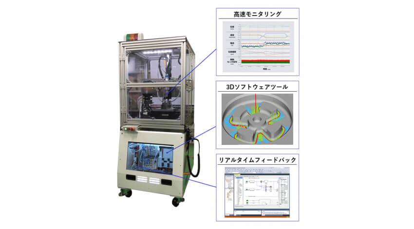 ベッコフオートメーション・駿河精機・CCT、工作機械の高速モニタリングとリアルタイムフィードバックを実現する小型マシニングセンタを開発