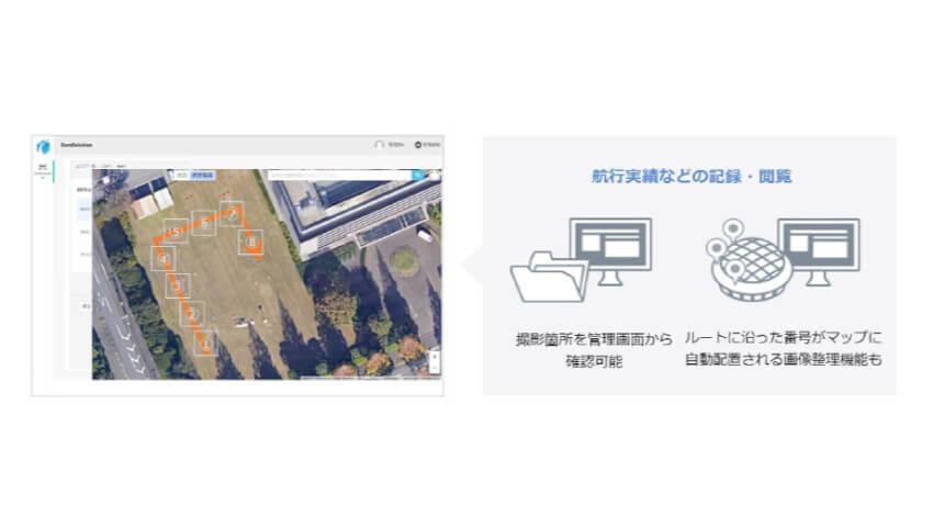 ソフトバンク、自動航行や自動撮影に対応した法人向けドローンサービス「SoraSolution」を提供開始
