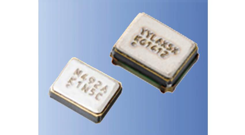 京セラ、低位相ノイズ特性を実現した小型温度補償型水晶発振器を開発