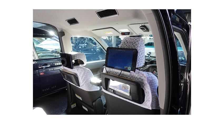 KDDIとみんなのタクシー、東京都内のタクシーにおける訪日外国人向け「多言語音声翻訳システム」の実証実験を実施