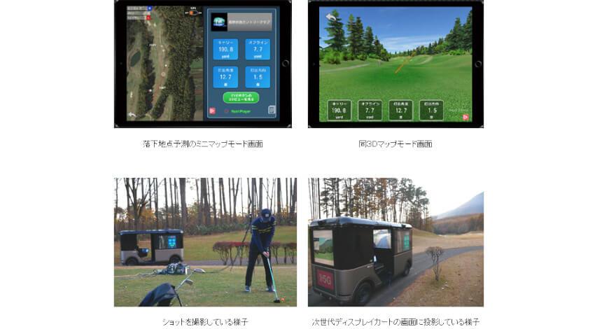 富士通やNTTグループなど、地方創生・ゴルフ場経営改善に向けて5Gの実証試験を開始
