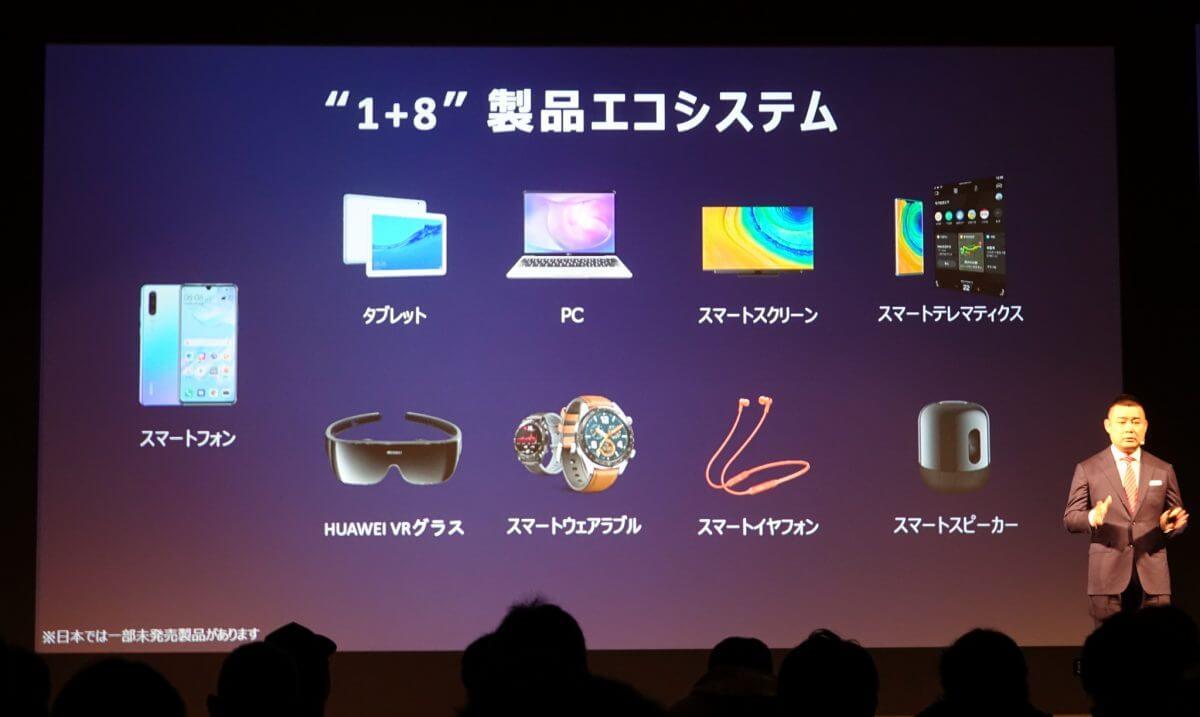 HUAWEIの新製品から見えてくる経営戦略 ーファーウェイ・ジャパンが新製品発表会