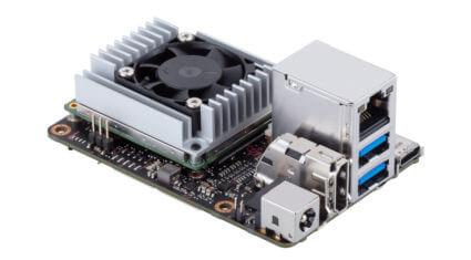 ASUS、Google製TPUを搭載したAI推論を高速処理できるシングルボードコンピュータを発表