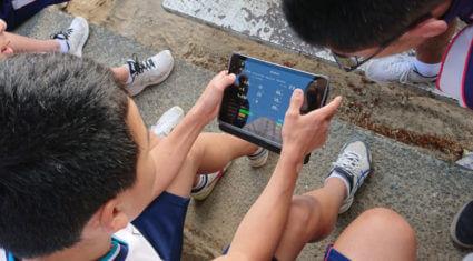 EDGEofとSOLTILO Knows、「スマート体育教育」に向けてICTの実証実験を実施