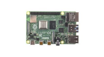 アールエスコンポーネンツ、「Raspberry Pi 4 モデルB(4GB)」を発売