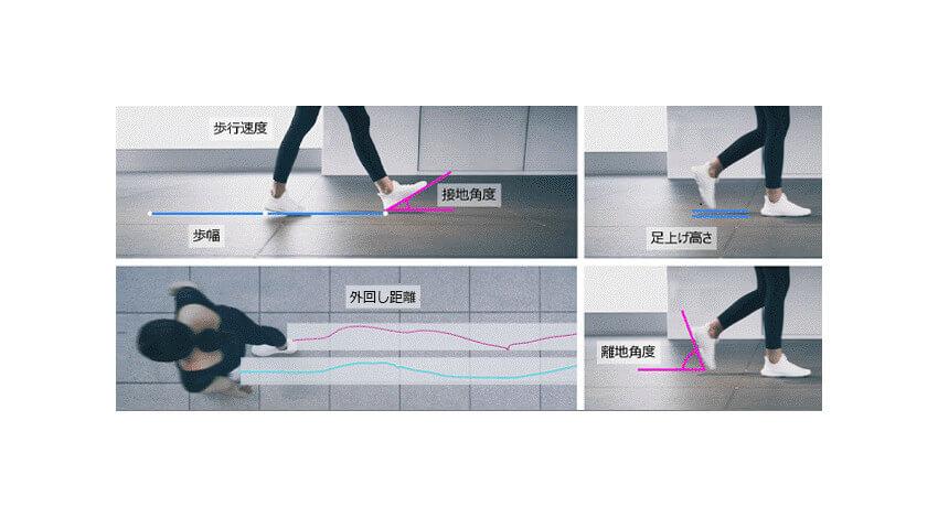 NECとFiNCが美しい歩行姿勢を支援するIoTインソール「A-RROWG」を開発、クラウドファンディングサービスで事業化を加速