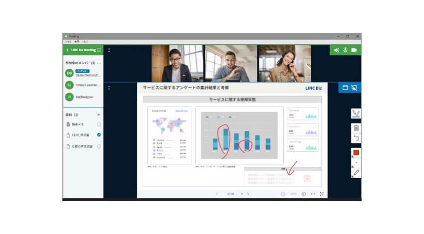 AIoTクラウド、チャット・音声/ビデオ会議機能をシームレスに利用できるビジネスコミュニケーションサービスを提供開始