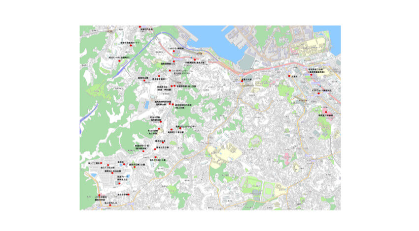 ドコモと京急と横須賀市、モビリティシステムと地域サービスを連携した「AI運行バス」の実証実験を開始
