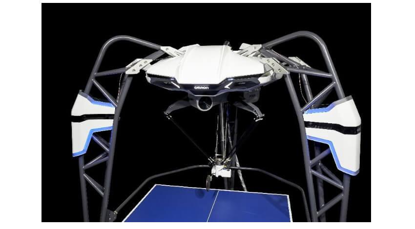 オムロンとスクウェア・エニックス、卓球ロボットを活用して「人のモチベーションを高めるAI」を共同研究