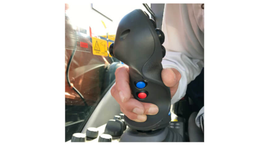 トプコン、油圧ショベルを自動化するマシンコントロールシステム「X-53x Aut」を販売開始