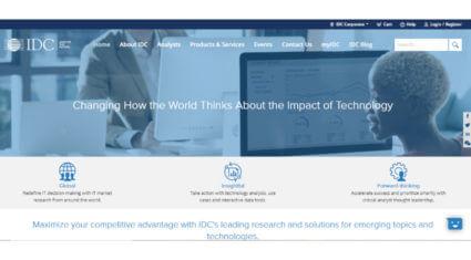 IDC、2020年の国内IT市場においてDXの進展やローカル5G等の10項目が主要になると発表