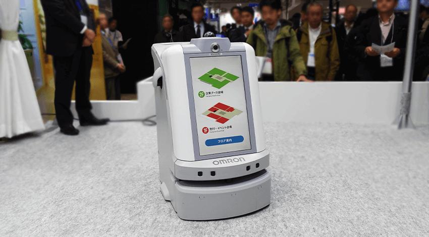 警備・接客・掃除、実店舗で活用されるサービスロボット達 ―2019国際ロボット展レポート8