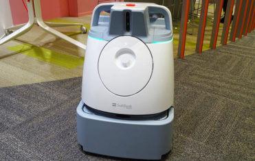 清掃ロボット「Whiz」が清掃業界の価値観を変える ―ソフトバンクロボティクス インタビュー