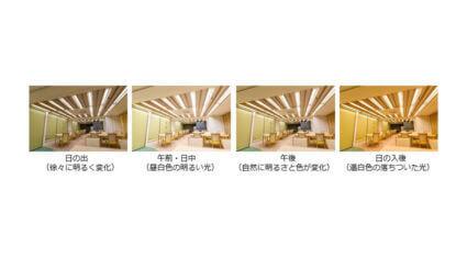 パナソニックの「リズムサポート照明システム」、大阪府の高齢者向けウェルネス住宅に導入