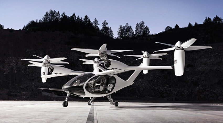 トヨタ、空のモビリティ「eVTOL」の開発・生産でJobyと協業