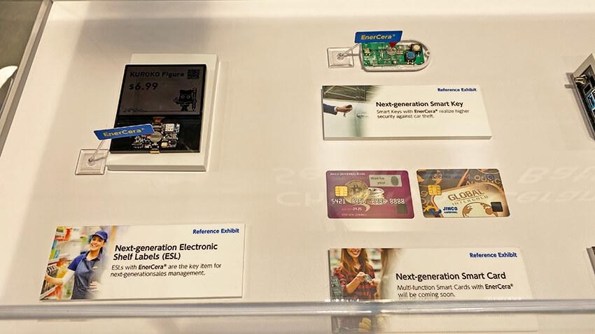 日本ガイシ、メンテナンスフリーIoTを実現する「EnerCera」 -CES2020レポート6