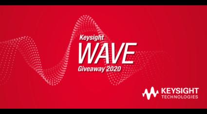 100台以上の計測器が当たる『Wave 2020』事前エントリー開始