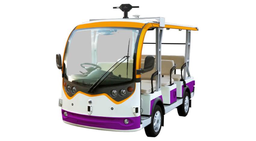 SBドライブとPerceptInが協業、自動運転車両運行プラットフォーム 「Dispatcher」の対応車種拡大へ