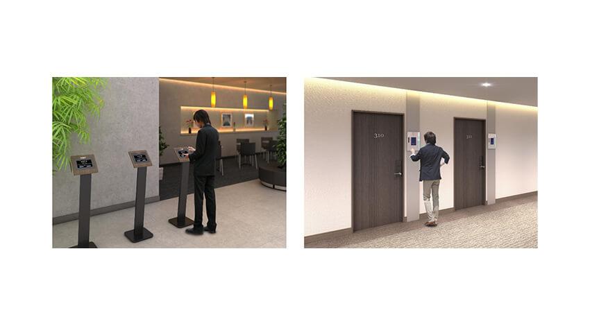 NEC、顔認証技術を用いたスマートホスピタリティサービスを三井不動産グループの新ホテルに提供