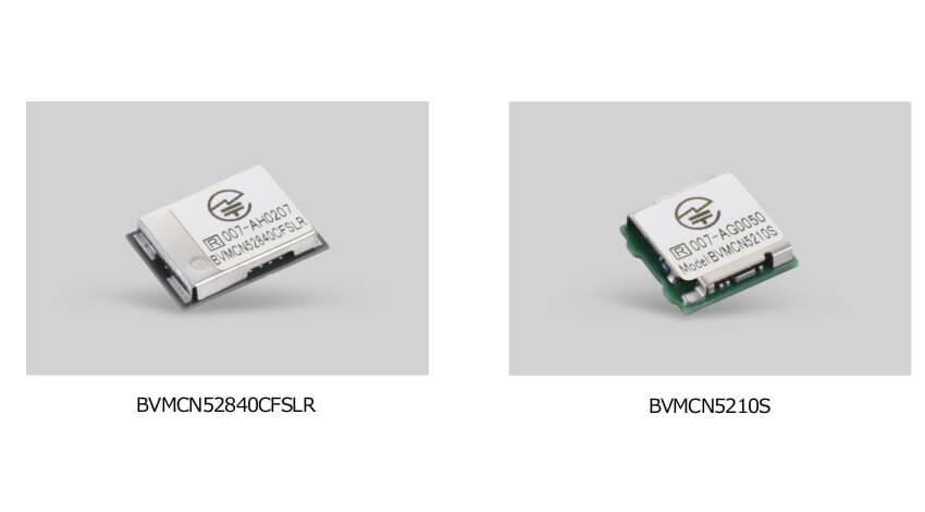 Braveridge、Bluetooth5.0対応のIoTデバイス向け無線通信モジュールを発表
