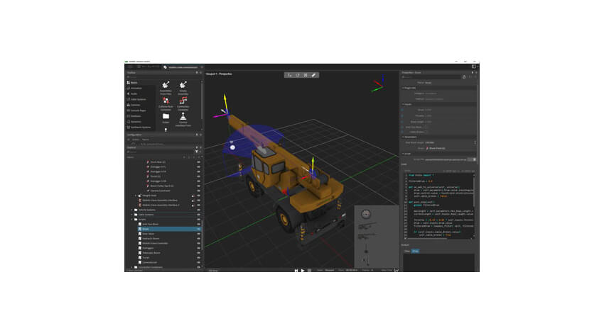 ISIDとアラヤ、AI活用した建機の操作自動化に向けた技術支援サービスを提供
