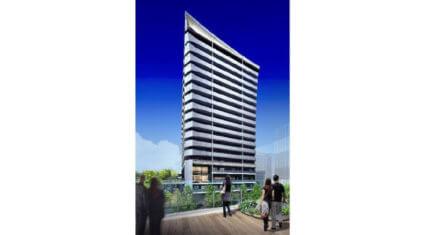 東急不動産と鹿島、複数のIoTを導入した「東京ポートシティ竹芝」 レジデンスタワーの入居者募集を開始