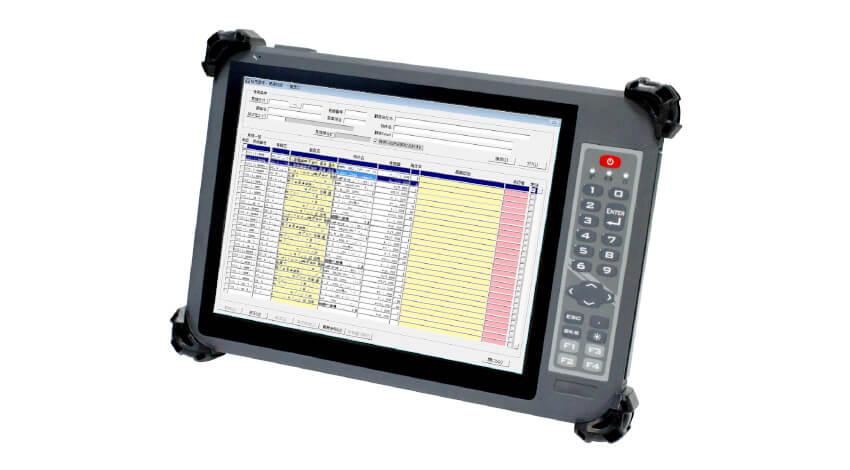 HPCシステムズ、物流・リテール業界向けIoT活用の堅牢タブレットを販売開始