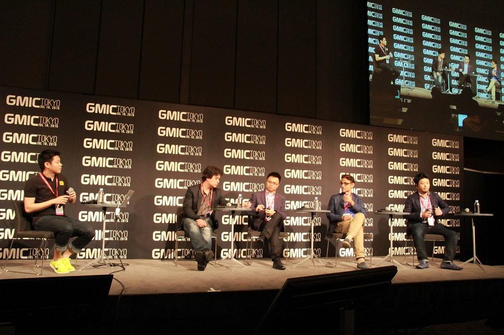 GMIC、アメリカ、中国、インド、日本のモバイルマーケティング
