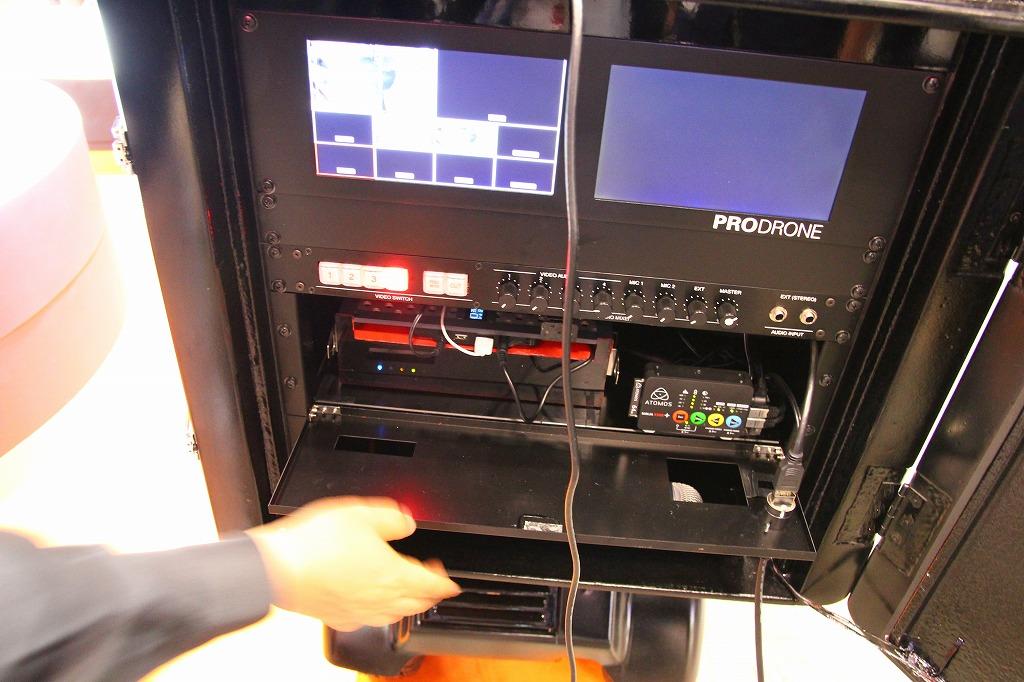 映像配信システムは取り出し可能