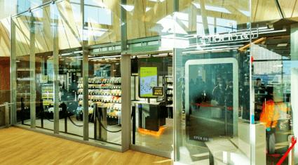 高輪ゲートウェイ駅において、無人で決済できる店舗が登場 ー店舗名はTOUCH TO GO