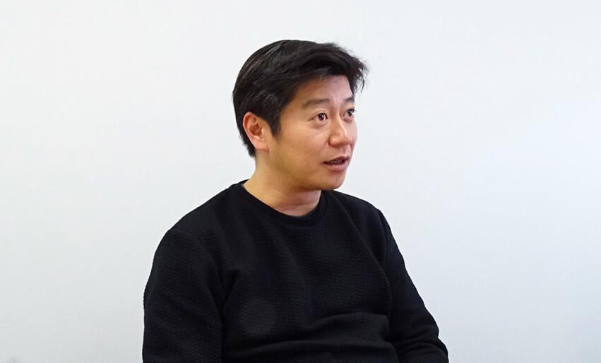 tripla 代表取締役CEO 高橋和久氏