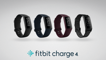 フィットビット、「Fitbit Charge 4」を発表 GPS内蔵・睡眠スコアなど新機能を搭載