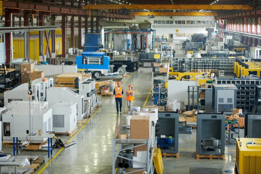 製造業における、生産性向上のポイント