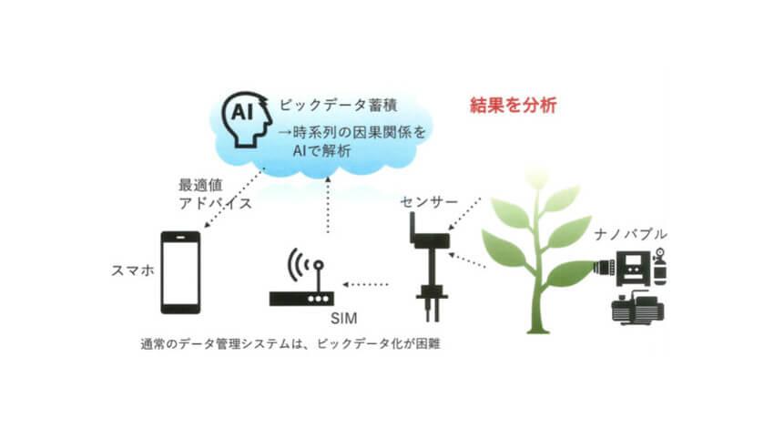 日本IBMとカクイチ、アクアソリューション事業で農業事業者にアドバイスを行うシステムとアプリの運用を開始