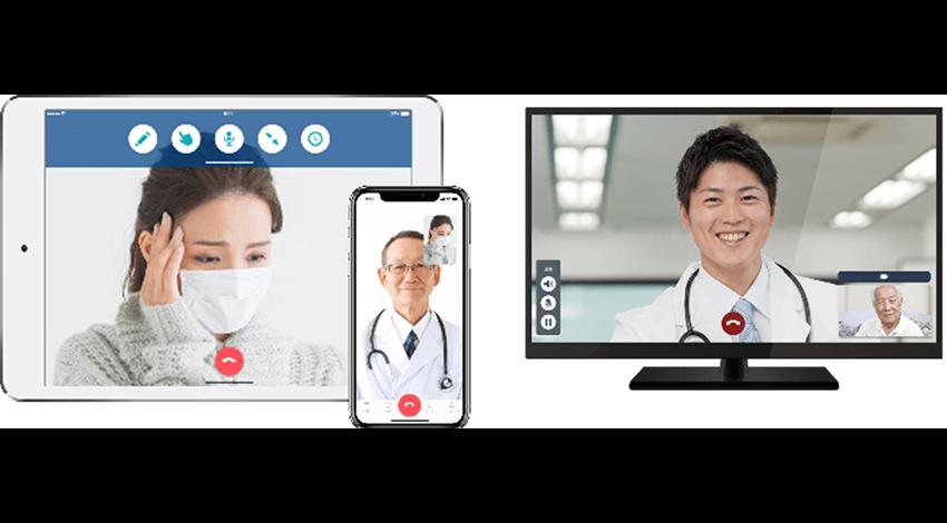 オプティム、新型コロナウイルス感染拡大防止のために「オンライン診察プラットフォーム」の提供を開始
