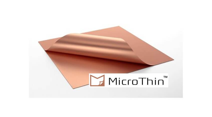 三井金属鉱業、 5G・IoT機器向けキャリア付き極薄銅箔「MicroThin」の量産開始