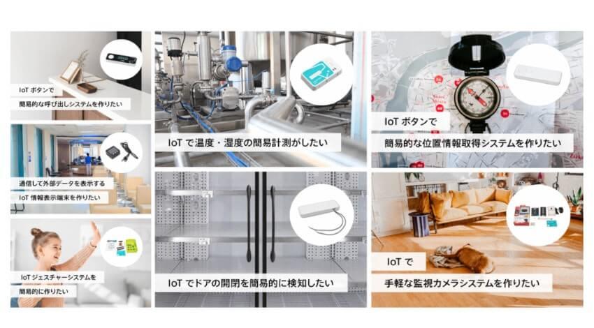 ソラコム、31種類のIoTデバイスを1個単位で購入可能な「SORACOM IoTストア」を開設