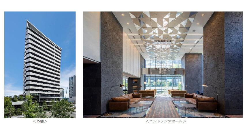 東急不動産と鹿島建設、IoTを活用した都市型スマートビル/レジデンス「東京ポートシティ竹芝」を竣工