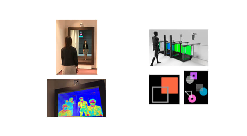 NEC、生体認証や映像解析等を活用したデジタルオフィスを本社で実証開始