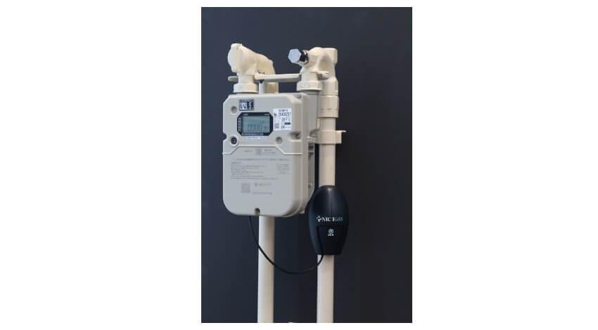 ニチガス、山間部や都市部等でも通信可能なLTE-M版NCU「スペース蛍」を開発