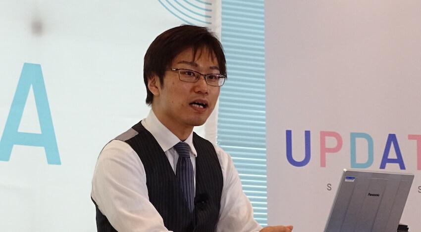 ウイングアーク1st株式会社 Enterprise統括部 製造企画営業部 IoT推進グループ グループマネージャー 小林 大悟氏