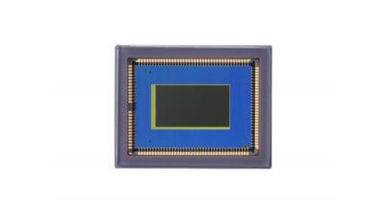 キヤノン、0.08luxの低照度環境下でもカラーのフルHD動画を撮像可能なCMOSセンサー「LI7050」を開発