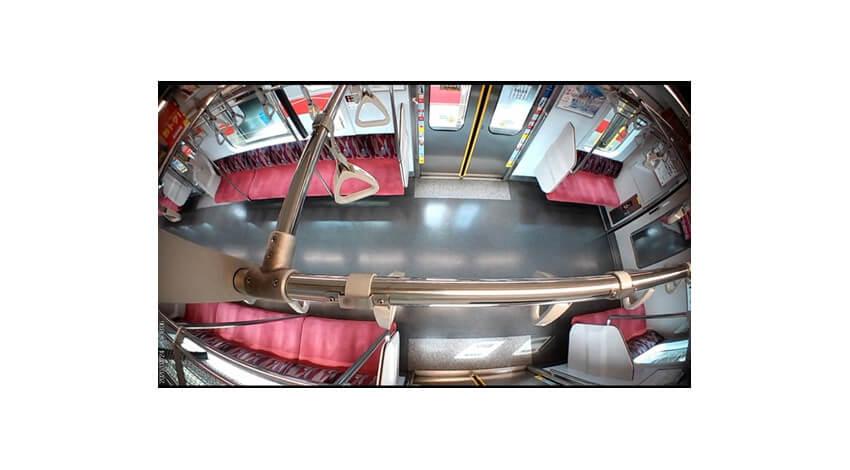 東急電鉄、4Gデータ通信対応のLED蛍光灯一体型防犯カメラ「IoTube」を全車両に導入完了