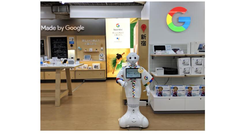 ソフトバンクロボティクス、人型ロボット「Pepper」を活用した遠隔接客の実証実験をビックカメラにて実施