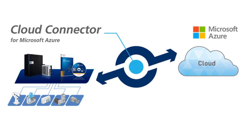 デンソーウェーブ、IoT Data Server/IoT Data Shareの新拡張機能「Cloud Connector for Microsoft Azure」をリリース