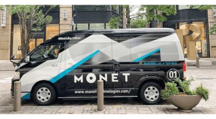 MONET、「MONET MaaSコンバージョン」の第1弾として「マルチタスク車両」と「パーソナルベンチレーションキット」の受注を開始
