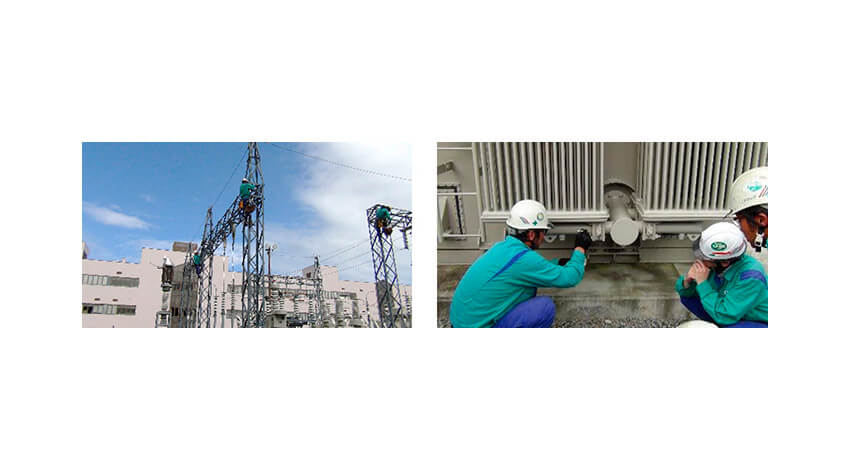 NECがLiDARを活用した異常検知分析エンジンを開発、変電所で巡視点検システムのフィールド検証を実施