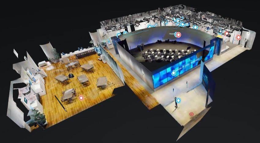 パナソニック、「バーチャルカスタマーエクスペリエンスセンター」を開設